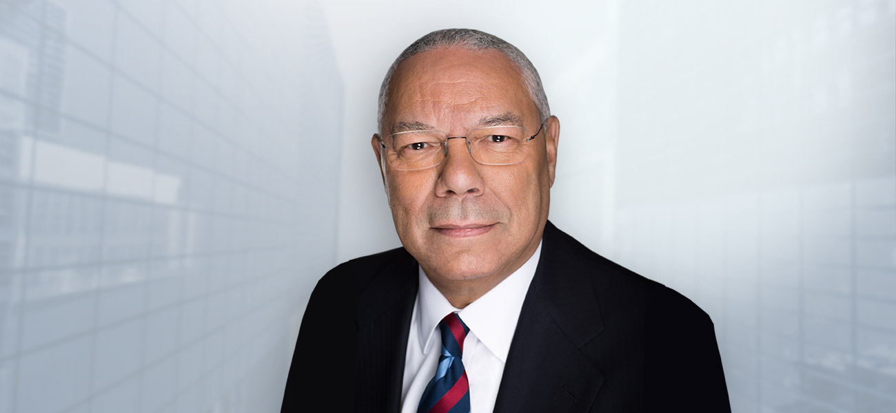 Colin Powell on Leadership