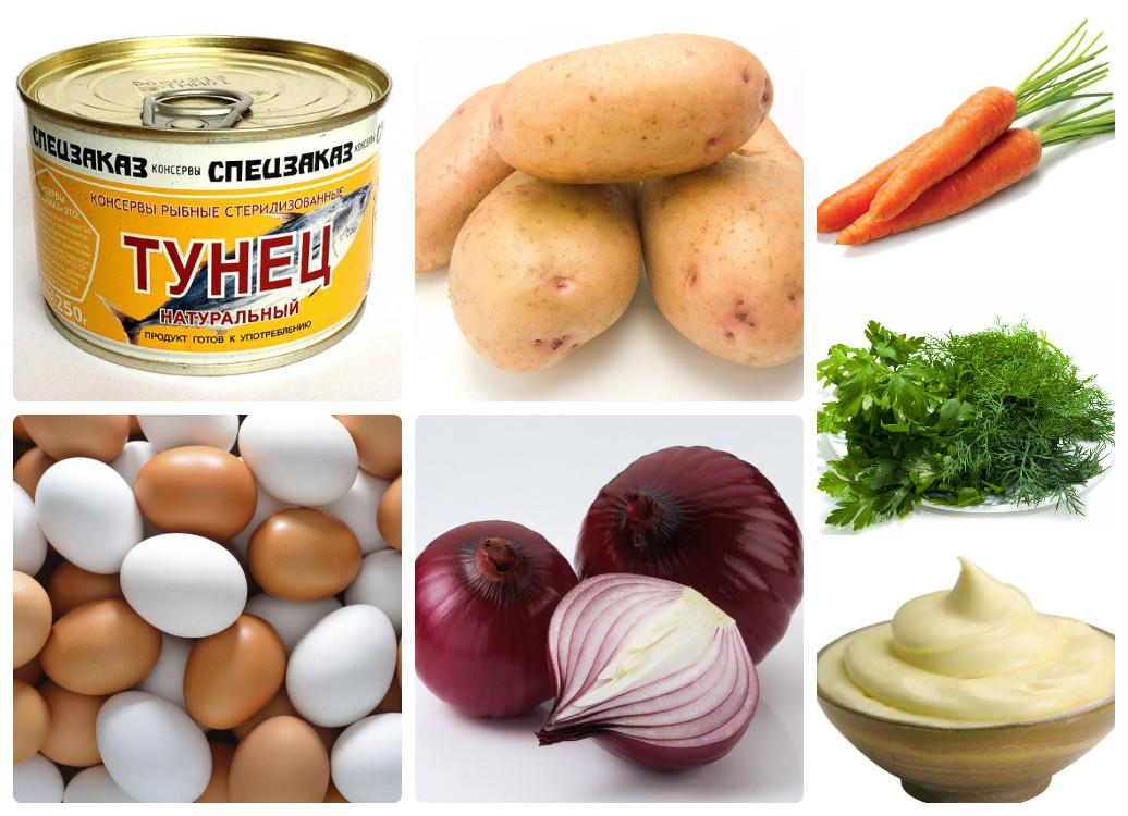Самые вкусные салаты на день рождения рецепты