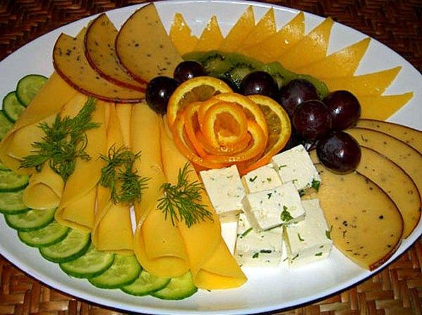 Сырная нарезка|Галерея фото