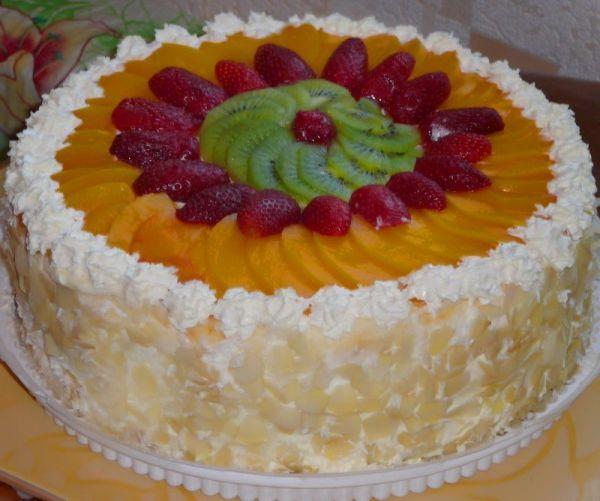 Как украсить торт. Часть 2