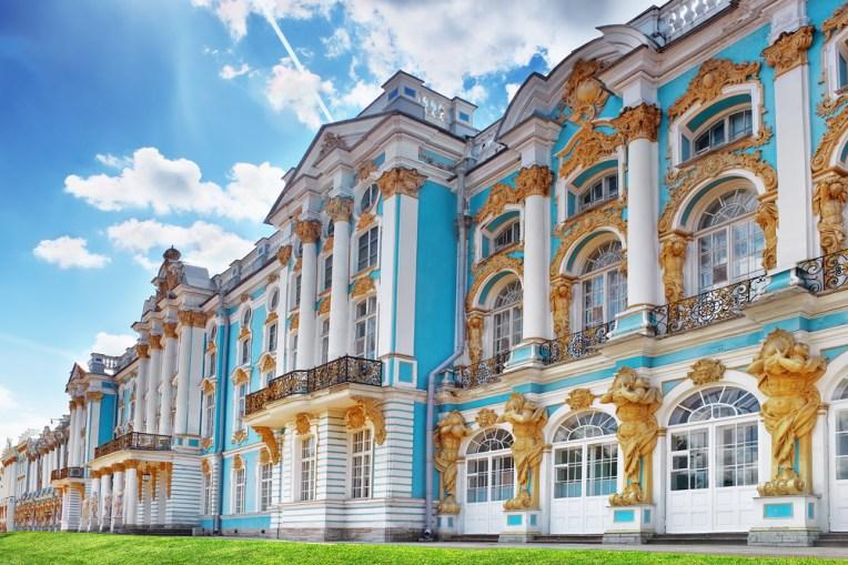 Petersburg Entdeckungsreise