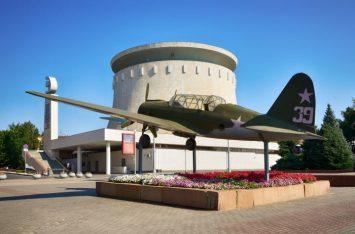 Museum Schlacht um Stalingrad Wolgograd