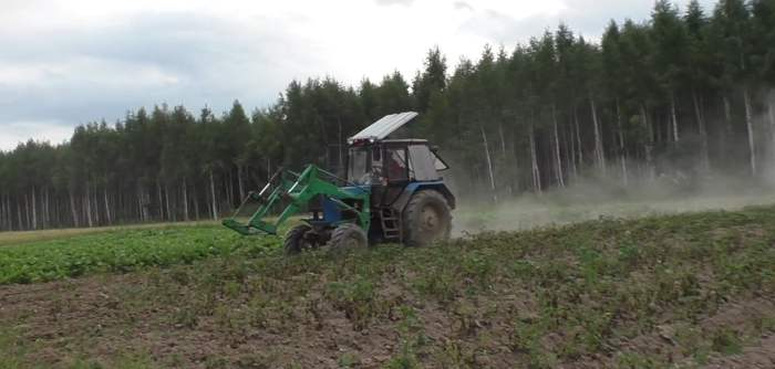 Ferner Osten: Freier Hektar soll aufgestockt werden