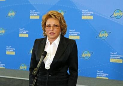 Matwijenko drängt auf Schließung der Lohnlücke zwischen Frauen und Männern