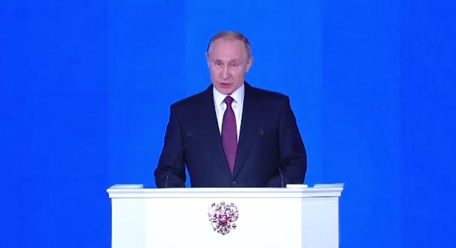 Putin: Import-Substitution in Russland ist vorübergehendes Phänomen