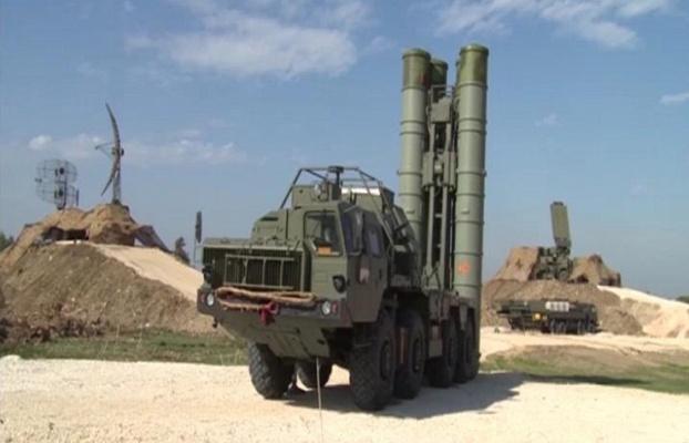 Die Türkei kaufte Boden-Luft-Raketen in Russland