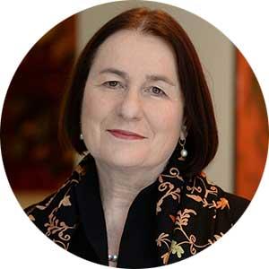 Portrait von Irina Scherbakowa