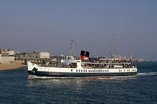 MV Southsea 1