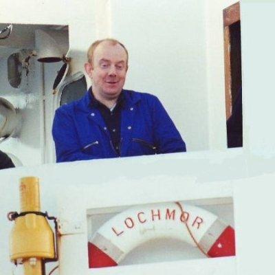 Russ McLean - Flying Bridge MV Lochmor