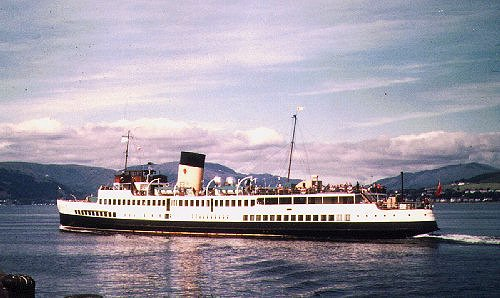 TS Queen Mary Photo Rab O.