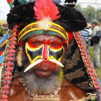 PAPUA NUOVA GUINEA I GLI ULTIMI UOMINI DELLA TERRA