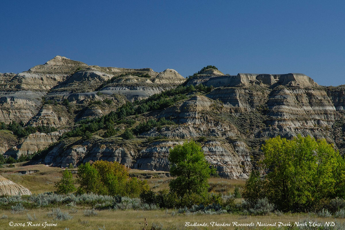 Travel Report Theodore Roosevelt National Park