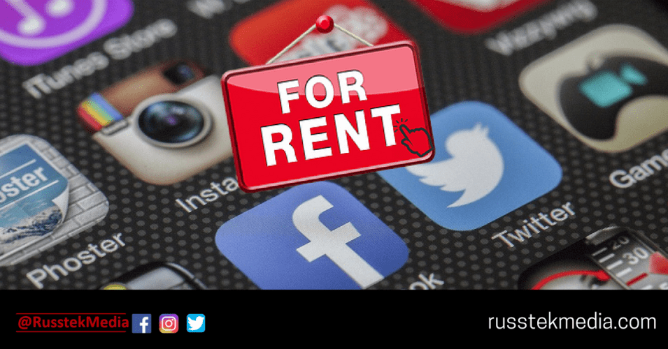 For rent web