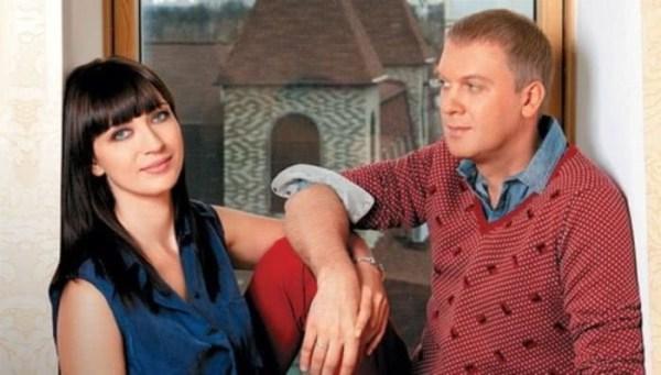 Жена Сергея Светлакова Антонина Чеботарева и бывшая жена