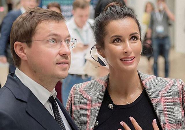 Василий бровко и тина канделаки счастливы вместе и не собираются расставаться Ростех 29 летний василий бровко