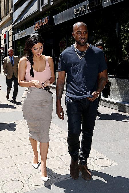 Kim Kardashian datovania Kanye Západ 2012