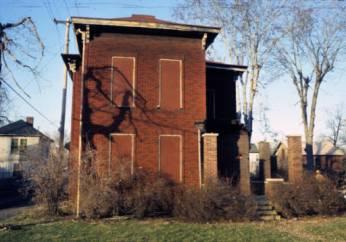 Butler-Newnam House, 1977