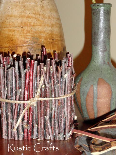 Decorating Sticks And Stones