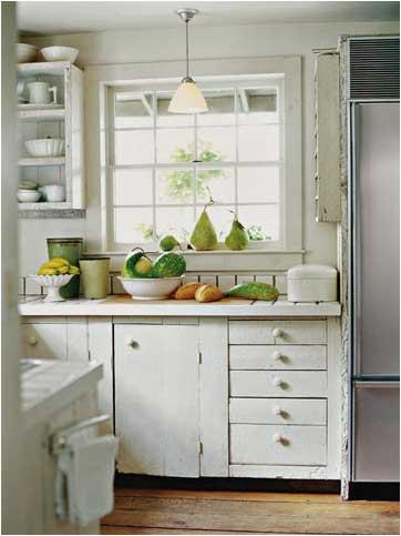 Cottage Kitchen Ideas - Rustic Crafts & Chic Decor on Rustic:mophcifcrpe= Cottage Kitchen Ideas  id=69225