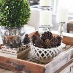 Rustic Coffee Table Decor To Buy Or Make Rustic Crafts Chic Decor