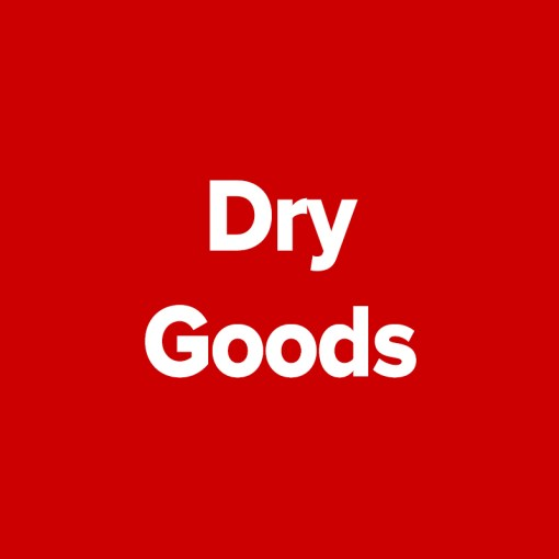 AA Entire Category - Dry Goods