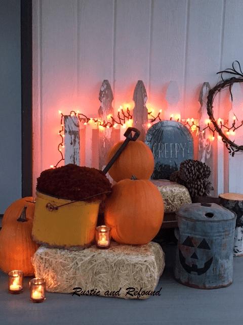 Halloween Porch 2018