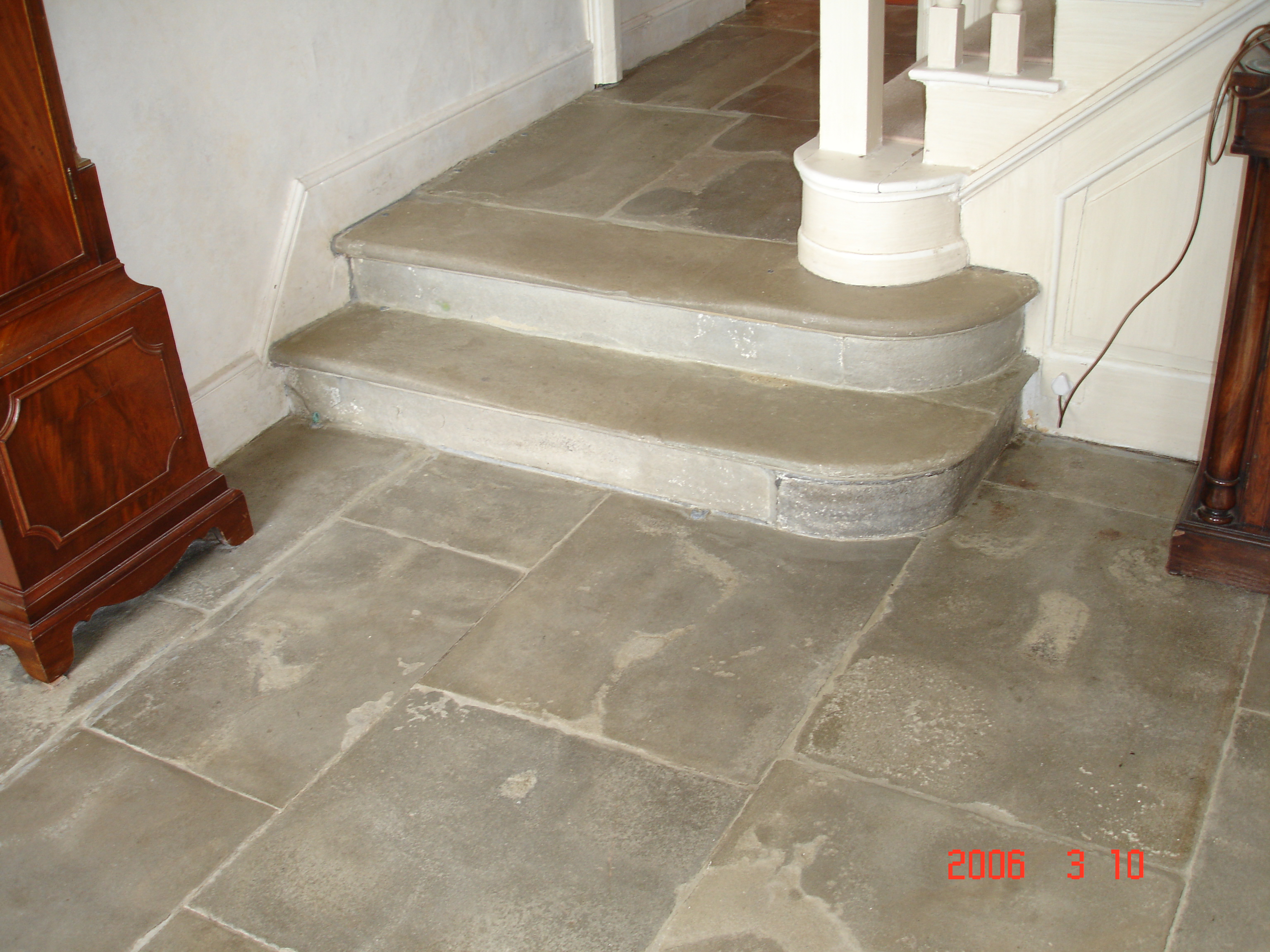 Restorations rustica tiles the complete quality tile service click to find out more about this cotswold stone restoration floor restorations dailygadgetfo Images