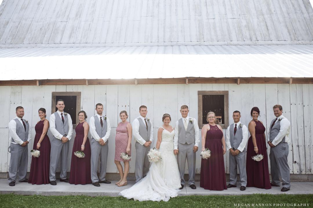 The Milestone Barn and Bridal Suite Chesaning MI