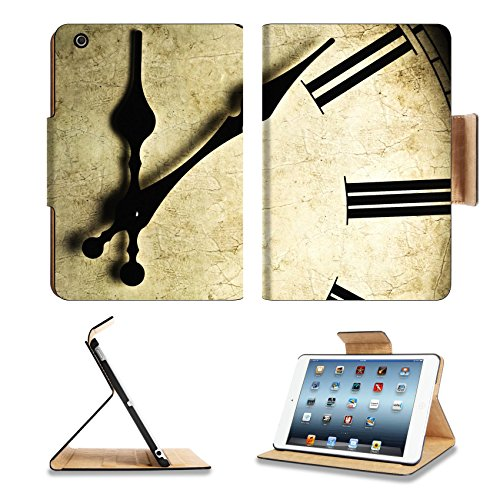 Apple iPad Mini 1st Generation Flip Case Close up of an old fashioned wall clock Studio work 9115973 by MSD Customized Premium Deluxe Pu Leather generation Accessories HD Wifi 16gb 32gb Luxury Protector Case