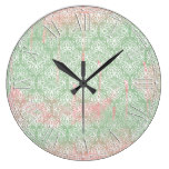 Shabby Chic Country Rustic Wallclock