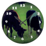 Cows Photo Wall Clock