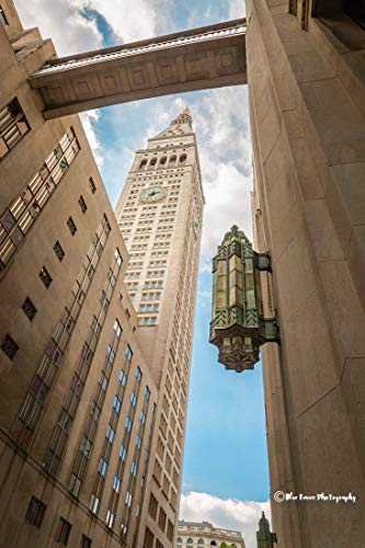 Art Deco Photography, Clock Tower, Gotham Print, Old New York, Architectural Print, New York City, Home Wall Art, Vertical, Portrait, Sizes Available from 5×7 to 20×30.