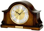 Bulova B1975 Chadbourne Old World Clock, Walnut