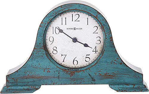 Howard Miller Tamson Mantel Clock 635-181 – Quartz & Single Chime Movement