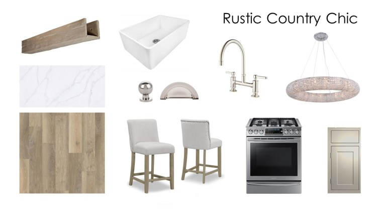 Kitchen Moodboard 2