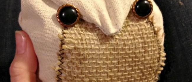 How To: Sew a Mini Stuffed Owl