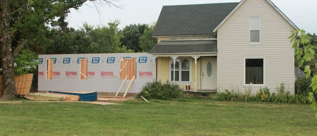 House Update: Quick Progress
