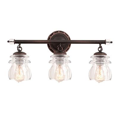 kalco lighting brierfield 3 light bath vanity