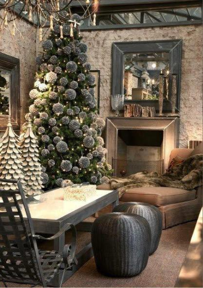 Sfeervolle kerst