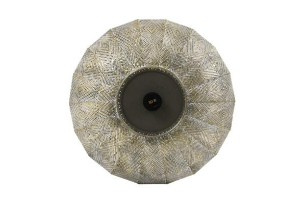 Wandlamp 37x22cm LAVELLO antiek goud wit metaal