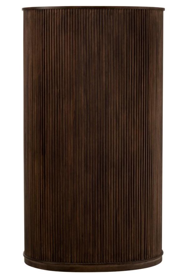 Barkast Reyi mango hout donker bruin