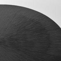 salontafel nobby zwart gegoten metaal XL
