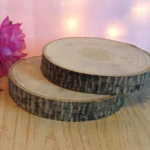 Wood Slices, Table Decor, Tree Slices, Log Slices, Wood Cookies, Rustic Wedding Centerpiece, Wood Slabs, Wood Chargers, Wood Slices Bulk