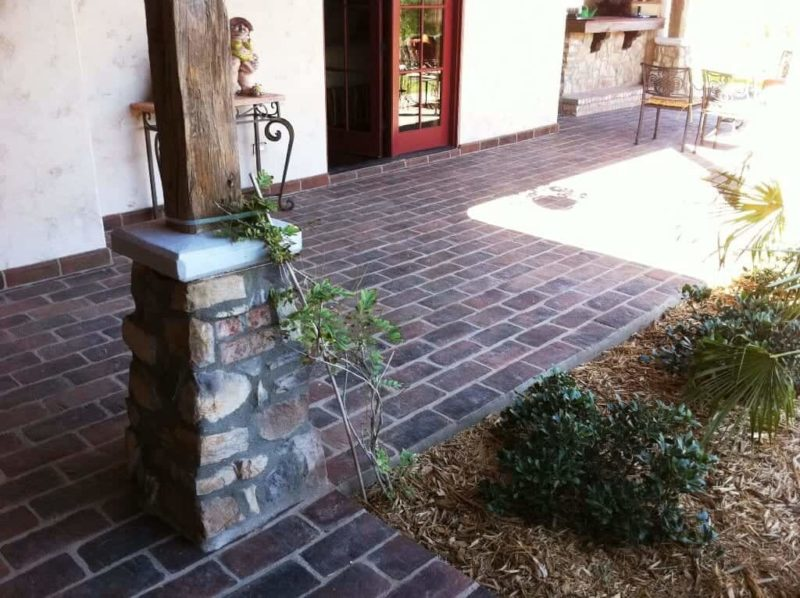 sealed saltillo floor tile 6x12 antique spanish terracotta flooring