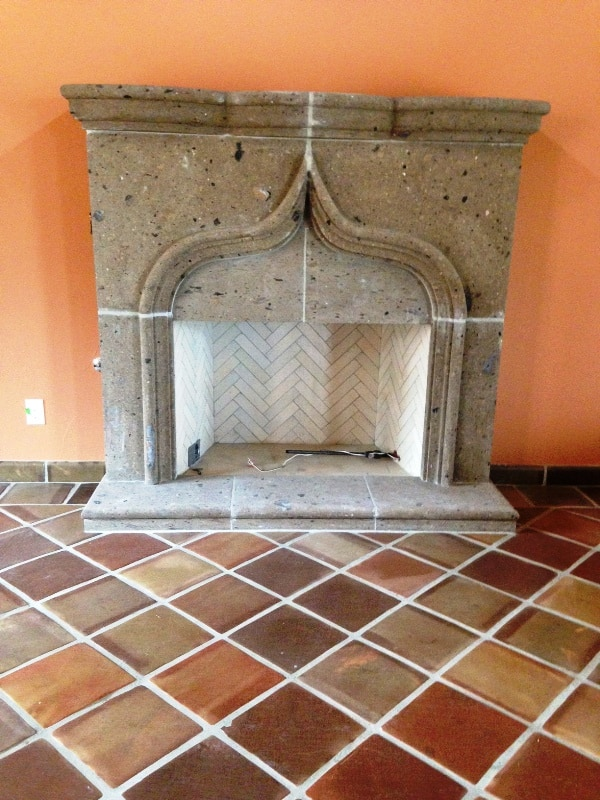 12x12 manganese saltillo terracotta tiles rustic mexican clay pavers
