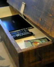 storage table inside