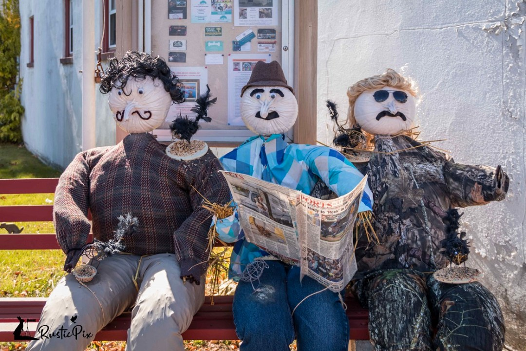 scarecrow decorating ideas farmer