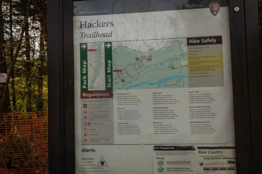 hackers falls map
