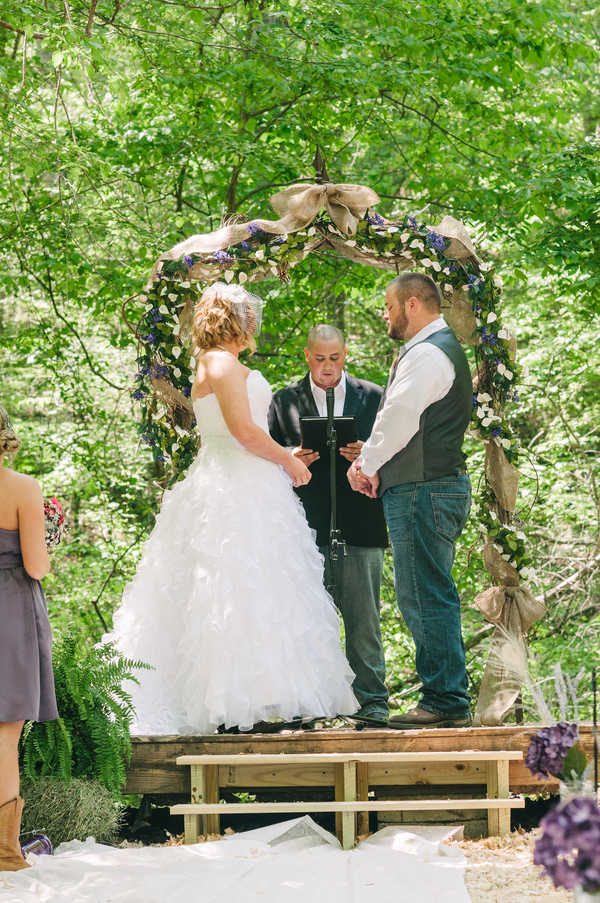 Diy Country Style Wedding Rustic Wedding Chic