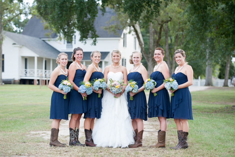 Rustic Country Southern Wedding